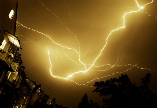 Amazing Lightning Ever